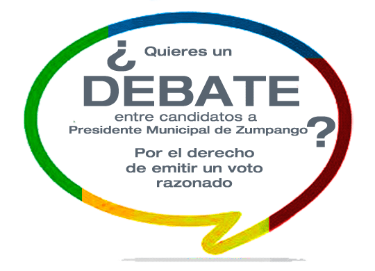 Photo of Debate entre candidatos a Presidente Municipal de Zumpango