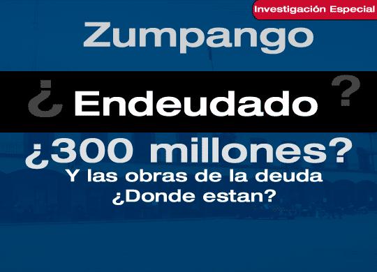 Photo of Zumpango, ¿Endeudado con 300 millones?