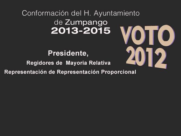 Photo of ¿Como estará constituido el H. Ayuntamiento de Zumpango?