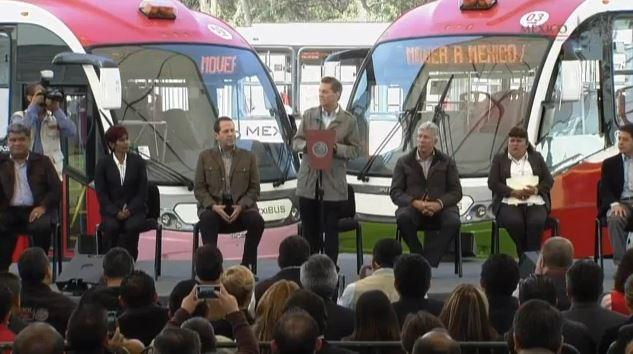 Photo of Inicia Mexibus Linea 2 Cuautitlan Izcalli – Ecatepec