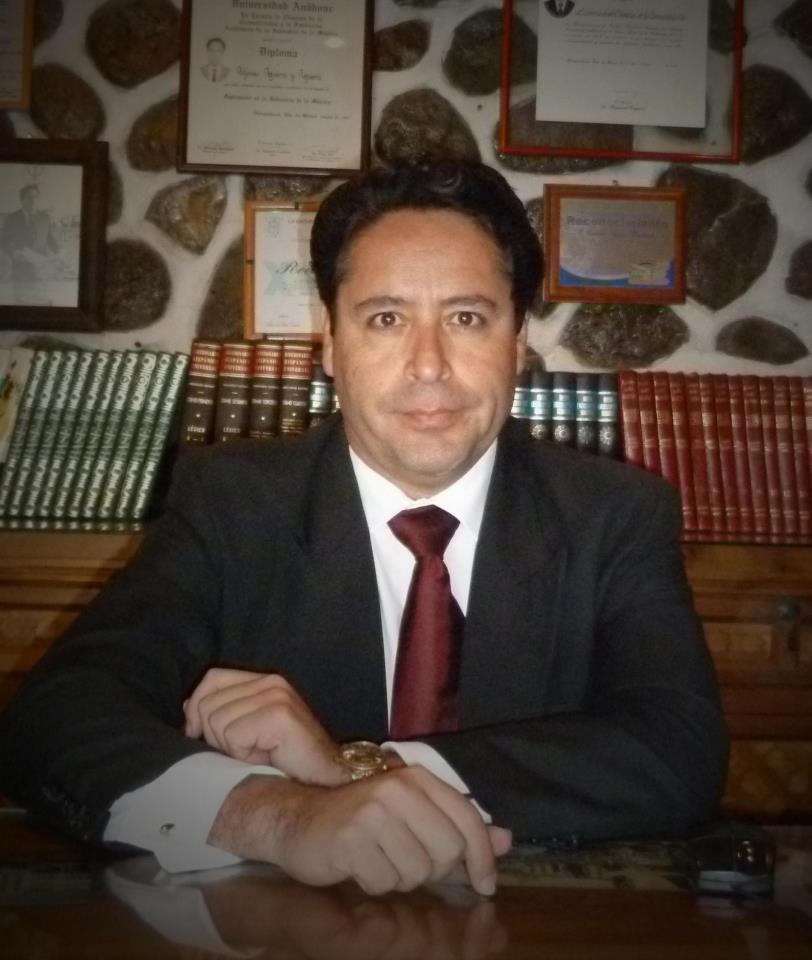Photo of Alfonso Aguirre y Aguirre Nuevo Presidente Municipal de Zumpango