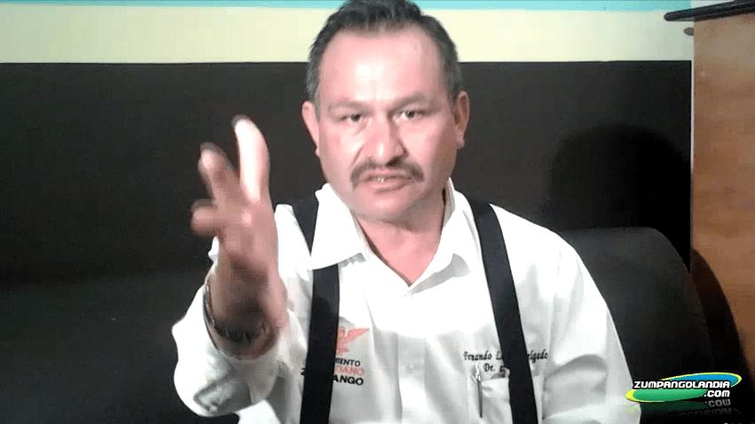 Photo of Invitación de Fernando Laguna a Debate a Enrique Mazutti y  Alejandro Flores Jimenez