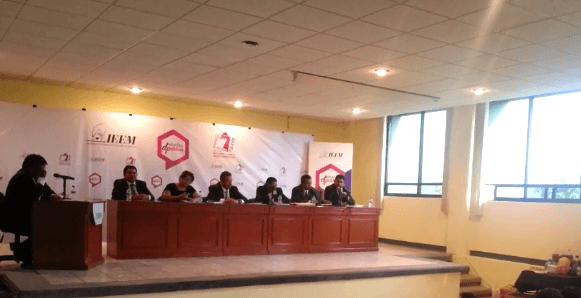 Photo of (video) Debate entre candidatos a presidente municipal de Zumpango en UAEM del 28 de Mayo de 2015