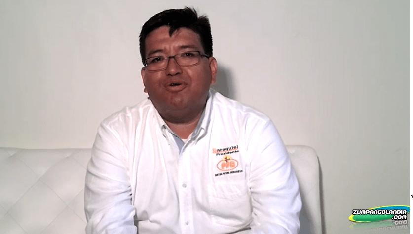 Photo of Entrevista a Baraquiel Moreno, Candidato a Presidente Municipal Nextlalpan