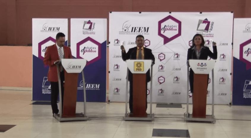 Photo of Debate público para Presidente Municipal Hueypoxtla