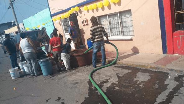 Photo of Falta de Agua en los Barrios de Zumpango por rehabilitación de pozo