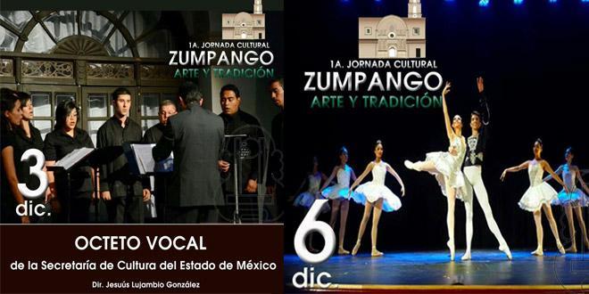 """Photo of 1ra Jornada Cultural Zumpango """"Arte y Tradición"""""""
