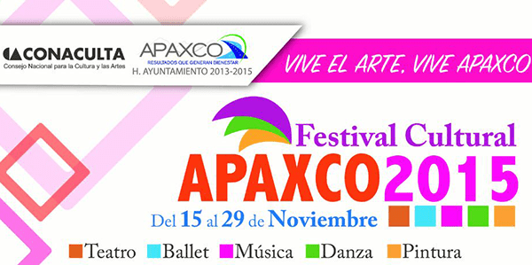 Photo of Festival Cultural Apaxco 2015