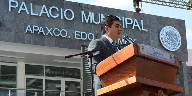 Photo of Tercer Informe de Gobierno de Daniel Parra Ángeles en Apaxco