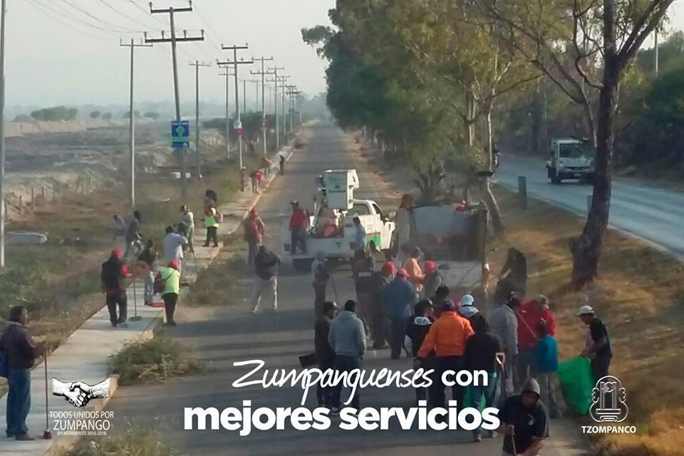 Zumpango servicios publicos