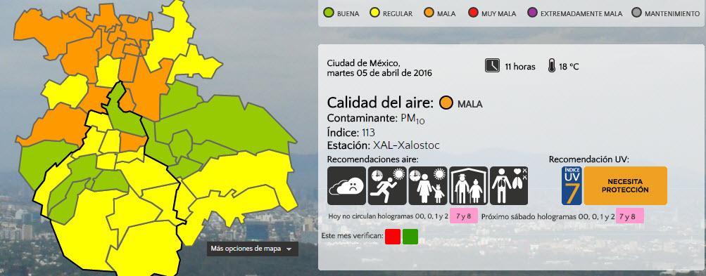 Photo of La Región de Zumpango: Más contaminada que la Ciudad de México