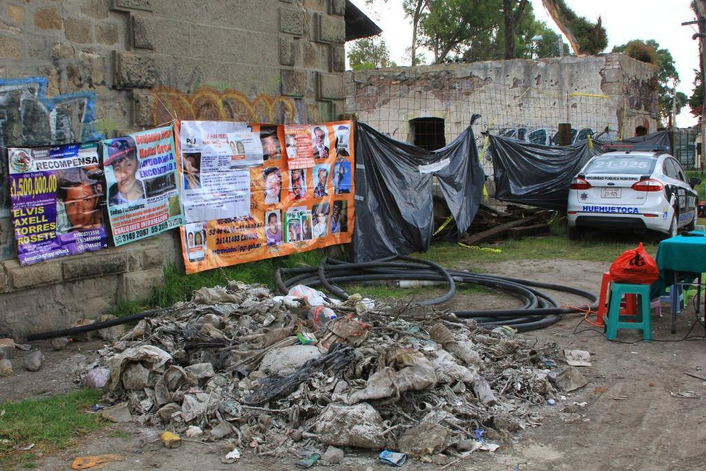 Photo of En Huehuetoca: 792 restos humanos extraídos de lumbrera.