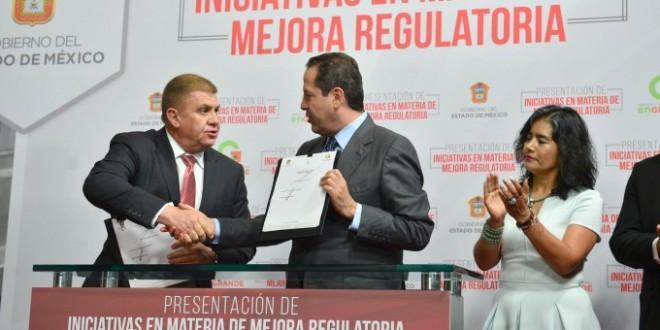 Photo of Eruviel Ávila envía iniciativas para facilitar apertura de negocios en el Estado de México y sanciones en actos de corrupción