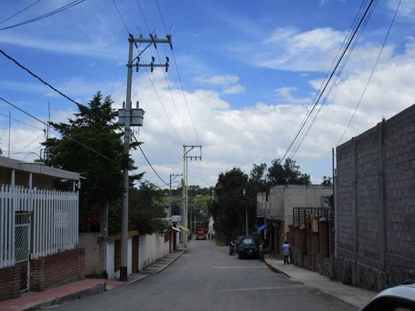 Photo of Instalan nueva red eléctrica con tecnología GPS en Zumpango