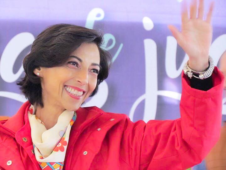 Photo of Fallece alcaldesa de Cuautitlán a causa del cáncer. Publican un mensaje de ella en facebook.