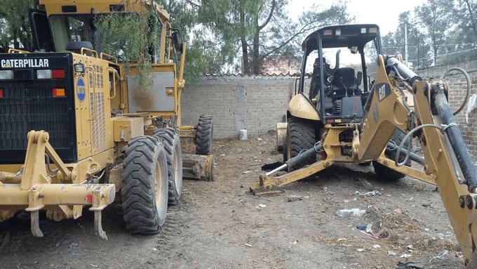 Photo of Catean inmueble en Zumpango y recuperan maquinaria robada en Pachuca Hidalgo