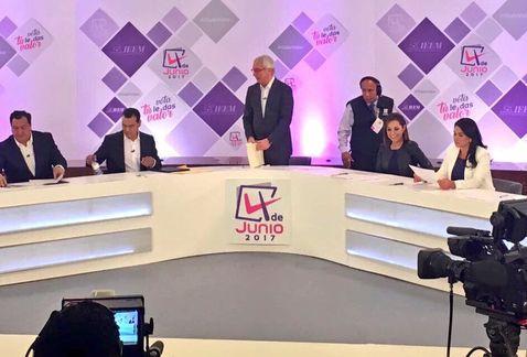 Photo of Acuerdan segundo debate entre candidatos al gobierno del Estado de México para el 9 de mayo