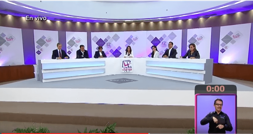 Photo of Video Segundo debate entre candidatos a gobernador en el Estado de México.