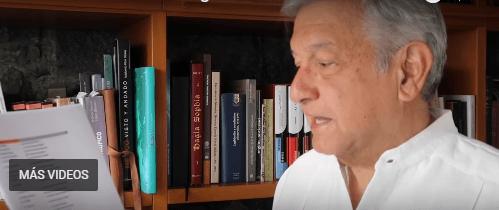Photo of Video López Obrador acusa a Peña Nieto de operar fraude electoral en Zumpango y en todo el Estado de México