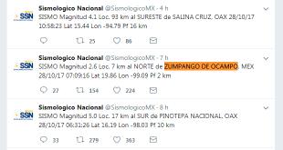 sismologico