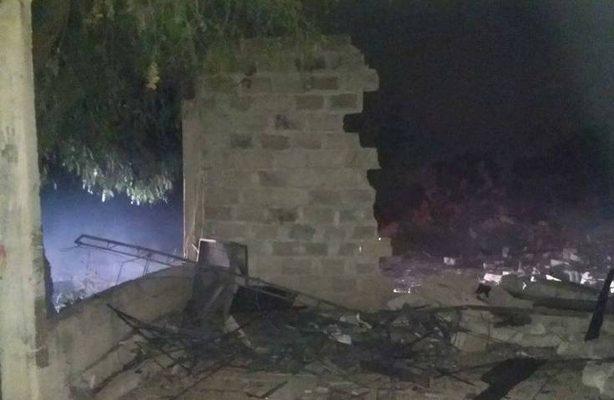 Photo of Explosión en polvorín de Zumpango deja un herido