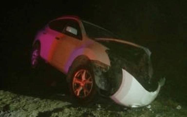 Photo of Accidente automovilístico deja 2 personas muertas en Zumpango