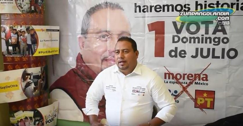 Photo of Roberto Ángel Domínguez R. – Candidato a Diputado Federal Distrito 28 – Zumpango