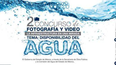 Photo of Te invitamos a participar en el 2° Concurso de Foto y Video sobre la disponibilidad y uso del agua en el Estado de México