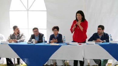 Photo of Daniel Parra Ángeles y la Secretaría del Trabajo se coordinan para generar empleos en Apaxco