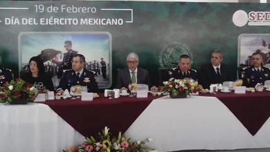 Photo of Anuncian en la Base Aérea de Santa Lucía de Zumpango que incrementarán al doble la presencia del Ejército en el Edomex