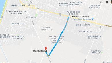 Photo of Camino de los Pulqueros en Zumpango entre las vialidades con más asaltos y robo de autos