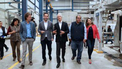 Photo of Alfredo del Mazo inaugura planta papelera que generará 300 empleos en Huehuetoca
