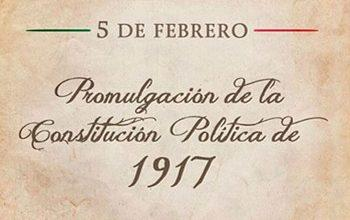 Photo of Constitución del 5 de febrero de 1917 promulgada por Venustiano Carranza cumple 102 años