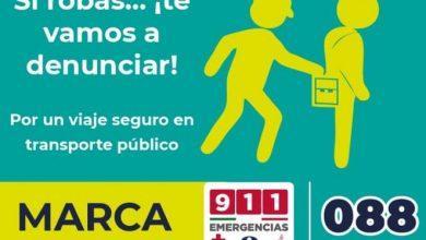 Photo of Denuncia robo en Transporte Público de Zumpango – Marca 911 ó 088