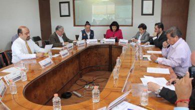 Photo of Martha Hilda González Calderón, Secretaria del Trabajo, preside sesión de Gabinete Regional XX Zumpango