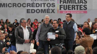 Photo of Alfredo del Mazo entrega Microcréditos a mexiquenses que desean iniciar un negocio o hacer crecer su proyecto