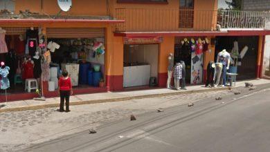 Photo of Denuncia Ciudadana: Habitantes de San Bartolo Cuautlalpan piden a la Policía de Zumpango retirar piedras sobre carretera a Tizayuca