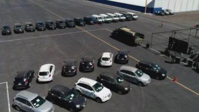 Photo of Subastan 218 vehículos oficiales en la Base Aérea de Santa Lucía de Zumpango