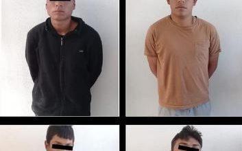 Photo of Operativo en Tequixquiac deja cuatro detenidos en motocicletas por la portación ilegal de armas prohibidas
