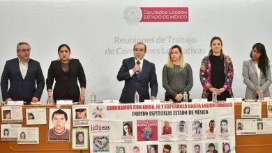 """Photo of """"Nos están matando y nadie hace nada"""" reclaman a diputados del Estado de México por mujeres desaparecidas"""