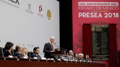 Photo of Alfredo del Mazo encabeza ceremonia del 195 aniversario de la Fundación del Estado de México