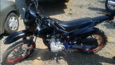 Photo of Policías del Estado de México arrestan en Huehuetoca a sujeto a bordo de motocicleta robada