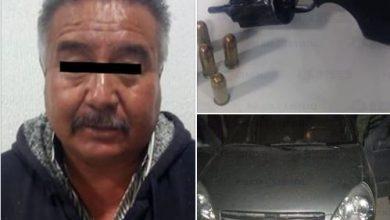 Photo of Detienen a sujeto en Hueypoxtla por portación ilegal de arma de fuego calibre 38 especial Smith & Wesson