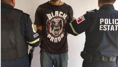 Photo of Policías del Estado de México detienen en Zumpango a sujeto en posesión de arma tipo escuadra, calibre nueve milímetros.