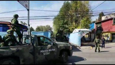 Photo of Ejército de la 37 zona militar en Santa Lucia Zumpango abre teléfonos y correos para la denunciar delitos