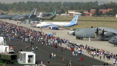 Photo of Feria Aeroespacial México 2019 en la Base Aérea de Santa Lucía de Zumpango del24 al 27 de abril