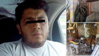 Photo of Descubren depósito para desvalijar vehículos robados en Los Reyes Acozac