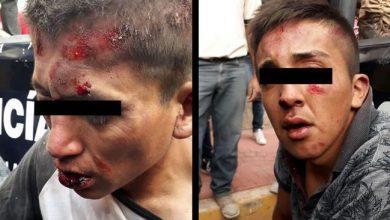Photo of Linchan a dos sujetos que robaron motocicleta en Tequixquiac