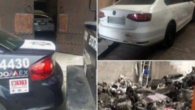 Photo of Localizan en bodega de Tecámac vehículo robado y autopartes de dudosa procedencia