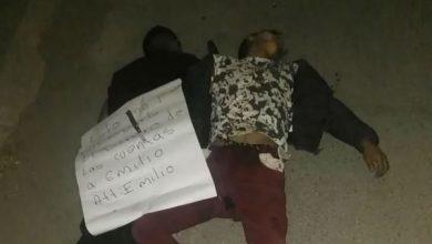 Photo of Ola de asesinatos en Zumpango deja 5 muertos tras narcomanta firmada por el Mayo Zambada